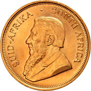 [895718] Coin South Africa Krugerrand 1974 Gold Km73