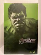 Hot Toys Movie Masterpiece Incredible Hulk Avengers New