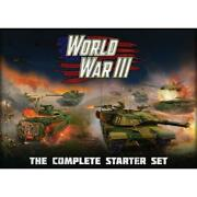 World War Iii Complete Starter Game Gale Force 9 Brand New Free And Fast Ship