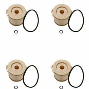 2010pm-or Fuel Filter Element For500 Series Turbine 30 Micron Filtration 4 Packs