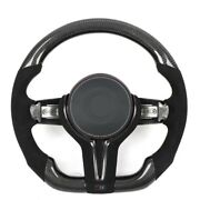 Bmw M5 F10 F90 M6 F12 Custom Carbon Fiber Steering Wheel Customize By Your Own