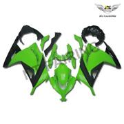 Wo Plastic Injection Abs Body Fairing Fit For Kawasaki 2013-2017 Ex300 Kit X010