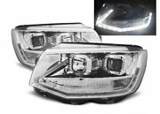 Led Drl-projektor Hovedlykter Vw T6 2015-chrome Tuning Lpvwp7wn Xino Us