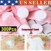 10-500 Pcs Travel Dry Coin Compressed Face Towel Baby Wipes Travel Tissue Lot