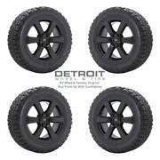 20 Ford F150 Gloss Black Wheels Rims And Tires Oem Set 4 2007-2019 10005