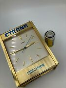 Eterna Precision Portescap Chronometer Movement Perfectly Working Condition