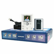 Aiphone Jks-1aed Pan/tilt/zoom Color Video Intercom Set With Picture Record New