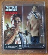 Leatherface Texas Chainsaw Massacre Movie Clothed Action Figure Neca Reel Toys