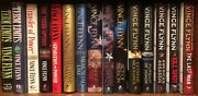Vince Flynn 14+ All Signed First Edition Hardcover Book Lot Excellent Condition