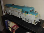 Aristocraft G Scale Delaware And Hudson Conventional Alco Diesel 2507 Csx Style