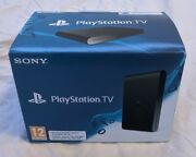 Sony Playstation Vita Tv Pstv - 1gb Storage - Black - Unopened And Sealed