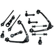 12pcs Complete Suspension Kit For Cadillac Chevrolet Gmc Truck 2wd 4x4
