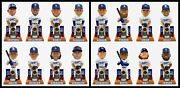Los Angeles Dodgers 2020 World Series Mini Bobblehead Sets Series 1 And 2 Sold Out