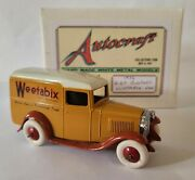 Dodge 4 X 4 Us Army Military Ambulance 150 Scale Metal Model Dinky Scale