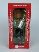 Scotty Bowman Detroit Red Wings 2002 Stanley Cup Champion Bobblehead Forever Nhl