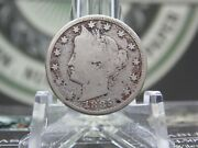 1885 Liberty V Nickel 5c 2 East Coast Coin And Collectables Inc.