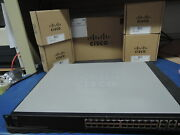 Cisco Sg300-28mp-k9 28port Poe Switch With Rackmount Andpower . 2yr Wrnty Real