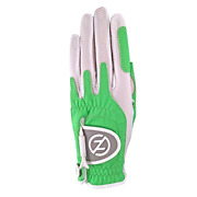 4 Zero Friction Womenand039s Compression One Size Golf Gloves - Right Hand - Green