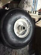 Nose Wheel Fits 600.6 Tire Cessna 310 340 401 402 414 421