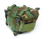 Us Military Butt Pack - Woodland - Training Field Pack