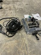 1500 Watts Central Machinery Canister Steam Cleaner With Accessories