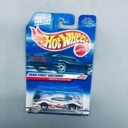 Hot Wheel 1999 1st Editions Porsche 911 Gt-98 25 Of 26 Cars 1998 Collector 676