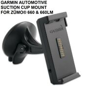 Garmin Automotive Suction Cup Mount For ZŪmo® 660 And 660lm
