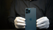 Apple Iphone 12 Pro Max 512gb Pacific Blue - And039the Masked Manand039