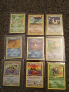 100+ 1st Edition Pokemon Cards / Promos / Grey Stamp 1st Editions