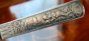 Gorham Sterling Silver Piper Youth Knife With Inscription