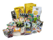Vintage 1990's Mcdonalds Happy Meal Toys 25 Lot Beanie Baby Peter Pan Hook Sonic