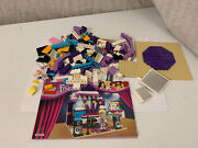 Lego Friends 41004 Rehearsal Stage Complete With Manual No Original Box