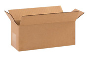 12x10x6 Corrugated Shipping Boxes - 100 Boxes