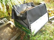 John Deere Mc519 Bagger Cart 425 445 455 + Many Others With Chutes Parts Only