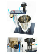 Pneumatic Mixer With Stand Paint Coating Mixer Machine 5gal More Stable Industry