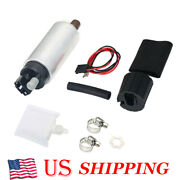 Pressure Psi Intank Electric Fuel Pump Kit Replaces Gss342 255lph High Flow