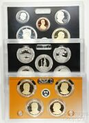 2013 San Francisco Silver Proof Set / Ogp Packaging / No Stickers Or Writing