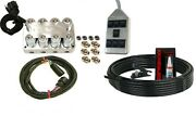 Avs 4-corner Air Manifold And Billet 7 Switch Box Controller Air Ride Suspension