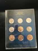 State Quarter And Presidential Dollar First Issue 1999-2007 - Denver Mint