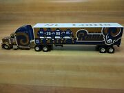 St Louis Rams Diecast Tractor Trailer Upper Deck 180 Scale Nfl Collectible Used