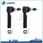 Fit For 2000-2002 2003 Chevy Impala 2 Pieces Front Outer Tie Rod End Links Set