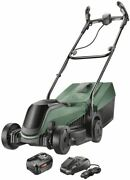 Bosch Cordless City Mower Including Battery And Charger
