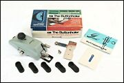 Vintage Usa Greist The Buttonholer For Zig Zag Sewing Machines Model 1-z Sealed