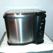 Butterball Indoor Electric Turkey Fryer Xl Professional Seriers By Masterbuilt