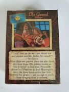 7th Sea Ccg No Quarter Starter Deck The General Aeg Factory Sealed Mint