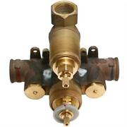 Cifial 289.715.999 Thermostatic Control Valve Rough Only