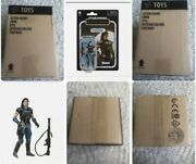 ✅eight Star Wars Cara Dune Vintage 3.75 Collection Sealed Case Vc164 Afa Ready