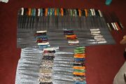 Hand Forged Damascus 12.0 Fillet Knife Camel Stag Bone Handle Lot Of 100 Piece
