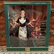 Barbie Dolls Victorian Holiday Barbie And Kelly Figure Toy Character Goods