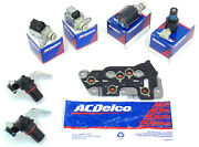 4l80e Transmission Solenoid Set W/speed Sensors 7pc New 1991-2003